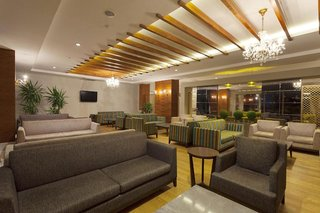 Hotel Seher Sun Palace Resort & Spa Lounge/Empfang