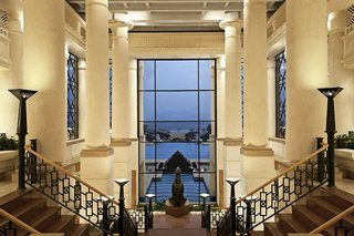 Hotel Sheraton Soma Bay Resort Lounge/Empfang