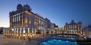 Hotel Oz Hotels - Side Premium Außenaufnahme