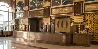 Hotel Oz Hotels - Side Premium Lounge/Empfang