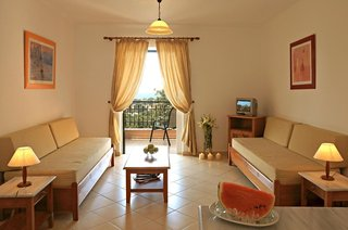 Hotel Century Resort - App. , Studios & Villas Wohnbeispiel