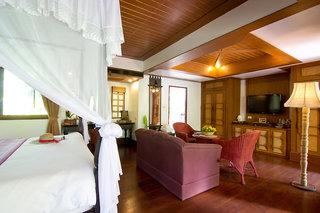 Hotel Santhiya Tree Koh Chang Resort Wohnbeispiel