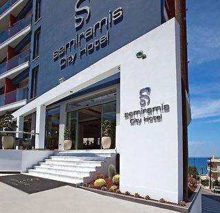 Hotel Semiramis City Hotel Außenaufnahme