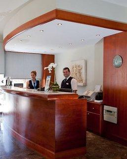 Hotel Semiramis City Hotel Lounge/Empfang