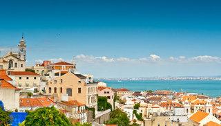 Hotel Corinthia Lisboa Stadtansicht