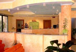 Hotel Baia Marina Lounge/Empfang