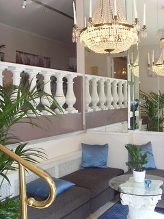 Hotel ApartHotel Telefonplan Lounge/Empfang