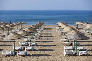 Hotel Roma Beach Resort & Spa Strand