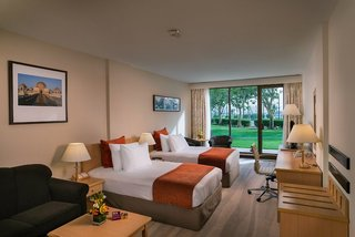 Hotel Crowne Plaza Muscat Wohnbeispiel