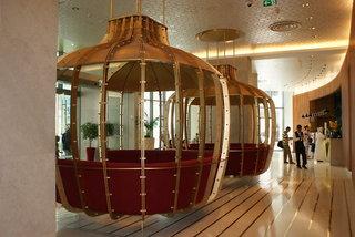 Hotel Crowne Plaza Abu Dhabi - Yas Island Lounge/Empfang