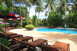 Hotel The Fair House Beach Resort Pool