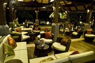 Hotel The Fair House Beach Resort Bar