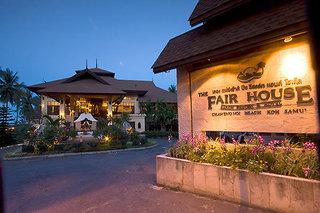 Hotel The Fair House Beach Resort Außenaufnahme