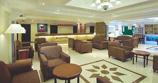 Hotel Berjaya Praslin Beach Lounge/Empfang