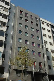 Hotel Porto Trindade Hotel Außenaufnahme