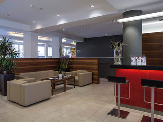 Hotel Austria Trend beim Theresianum Lounge/Empfang