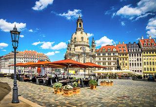 Hotel NH Collection Dresden Altmarkt Sehenswürdigkeiten