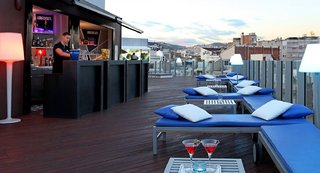 Hotel Axel Hotel Barcelona & Urban Spa - Erwachsenenhotel Bar