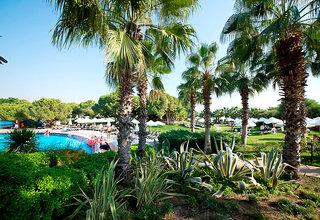 Hotel Limak Atlantis Deluxe Resort & Hotel Garten