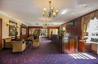 Hotel Cassidys Lounge/Empfang