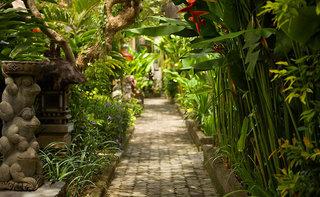 Hotel Ramayana Resort & Spa Garten