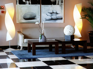 Hotel Enotel Baia Lounge/Empfang