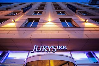 Hotel Jurys Inn Außenaufnahme