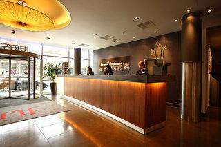 Hotel Jurys Inn Lounge/Empfang