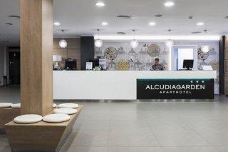 Hotel Alcudia Garden Lounge/Empfang