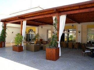Hotel Aktea Beach Village Terasse