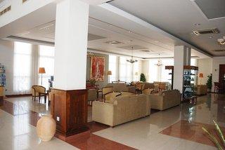 Hotel Aktea Beach Village Lounge/Empfang