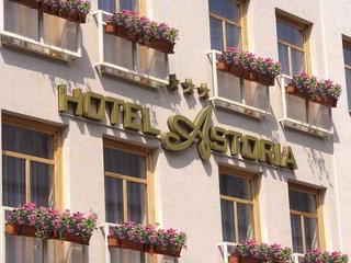 Hotel Astoria Außenaufnahme