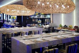 Hotel Marriott Hotel Al Jaddaf Dubai Restaurant