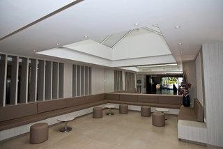 Hotel Aparthotel Diamant Lounge/Empfang