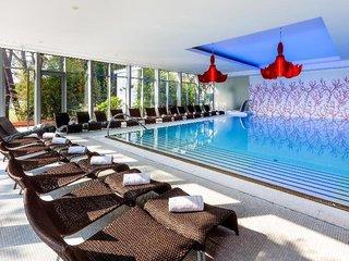 Hotel Hotel Melia Coral for Plava Laguna - Erwachsenenhotel Hallenbad