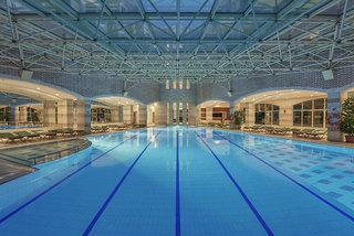 Hotel Club Mega Saray Hallenbad