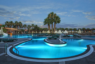 Hotel Club Mega Saray Pool