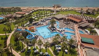 Hotel Club Mega Saray Luftaufnahme