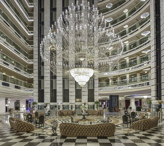 Hotel Delphin Imperial Lounge/Empfang