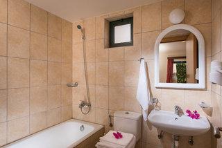 Hotel Dia Apartments Badezimmer