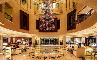 Hotel SUNRISE Grand Select Romance Resort Sahl Hasheesh - Erw. Lounge/Empfang