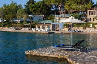 Hotel Minos Beach Art Strand