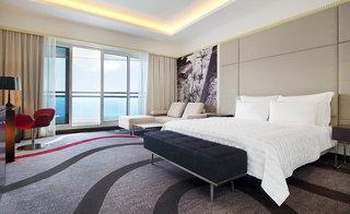 Hotel Le Meridien Al Aqah Beach Resort Wohnbeispiel