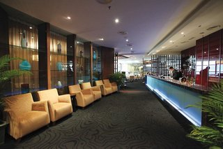 Hotel Berjaya Times Square Lounge/Empfang