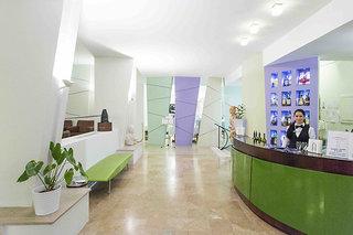 Hotel Art Hotel Gran Paradiso Lounge/Empfang