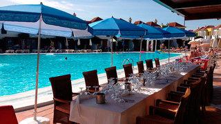 Hotel Bungalows Vistaflor Restaurant