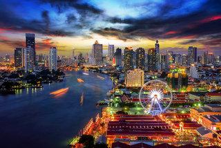 Hotel AIRY Suvarnabhumi Hotel Stadtansicht