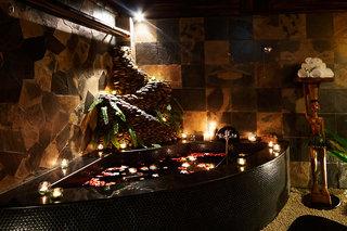 Hotel Santhiya Tree Koh Chang Resort Badezimmer
