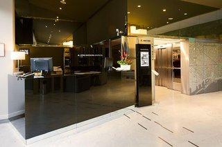 Hotel Aparthotel Atenea Barcelona Lounge/Empfang