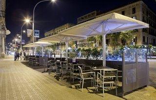Hotel Ciutadella Barcelona Terasse
